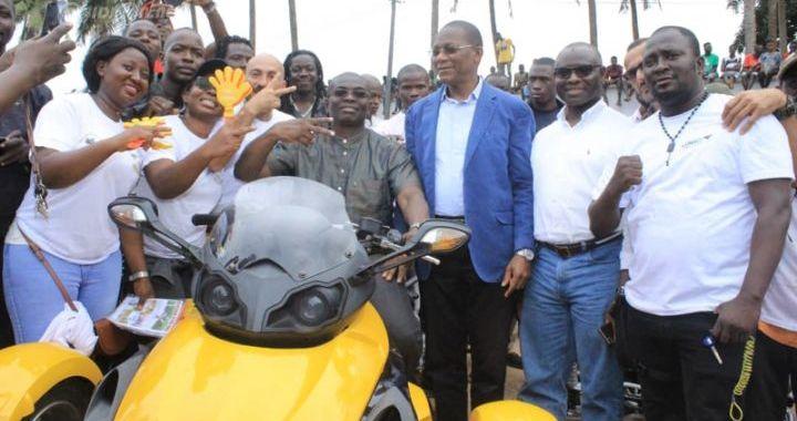 Côte d'Ivoire: La 1ère édition du festival de motos lancée à San Pedro