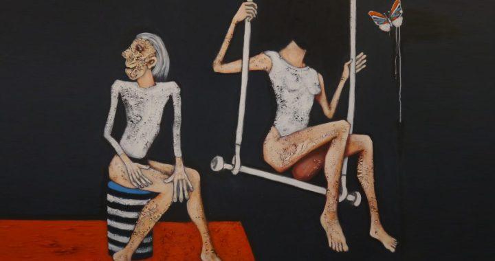 Exposition de l'artiste et écrivain Youssef Wahboun à l'Institut français de Rabat du 30 octobre au 22 novembre