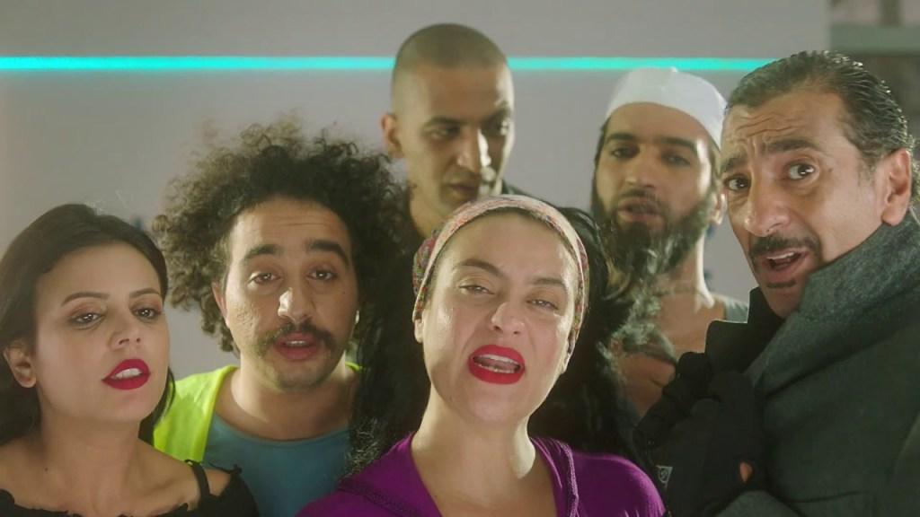 """Casablanca: Projection en avant-première du film """"Braquage à la marocaine"""""""