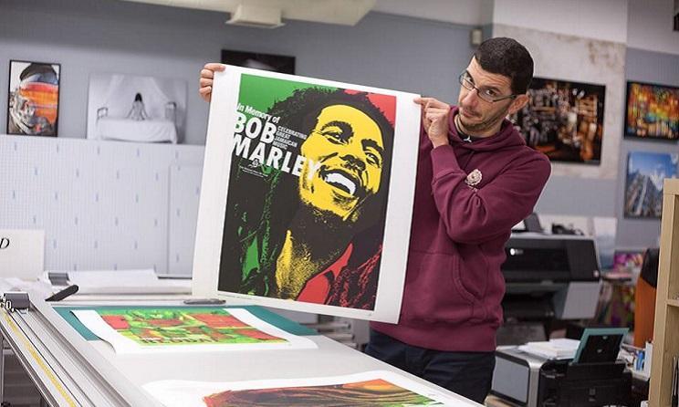 Appel à candidatures: concours international d'affiches Reggae