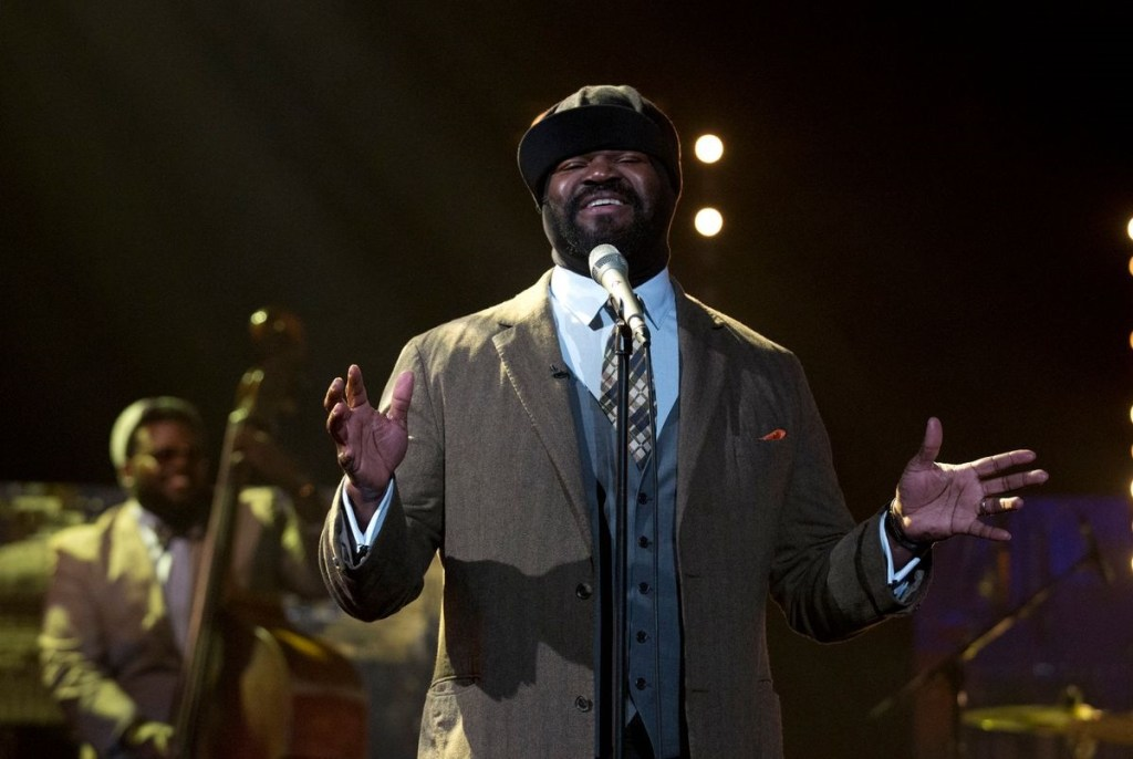 L'Olympia trop petit pour Gregory Porter, phénoménal chanteur jazz-soul