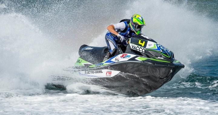Ouverture à Agadir d'un championnat international de jet-ski