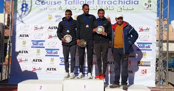 Maroc: Zaghou Montacer et Aicha Bani remportent la 8è Course de Tafilalet