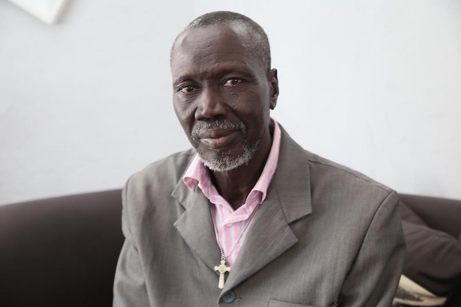 Jean Noyoma Kovounsouna: «Mi hanno legato mani e piedi con la tecnica dell'arbatashar, e poi mi hanno fatto ingurgitare dell'acqua».