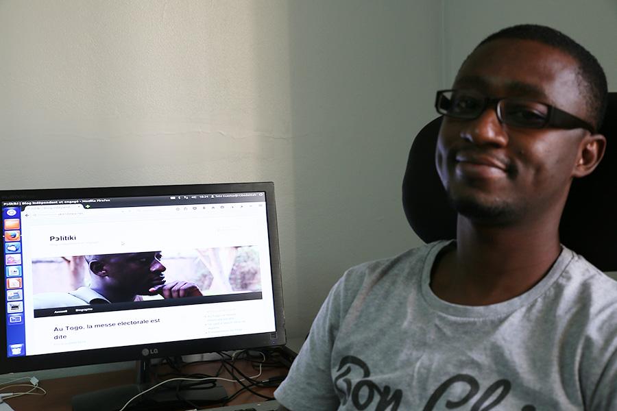 """La campagna """"Articolo 59"""": il blogging per l'alternanza politica in Togo"""
