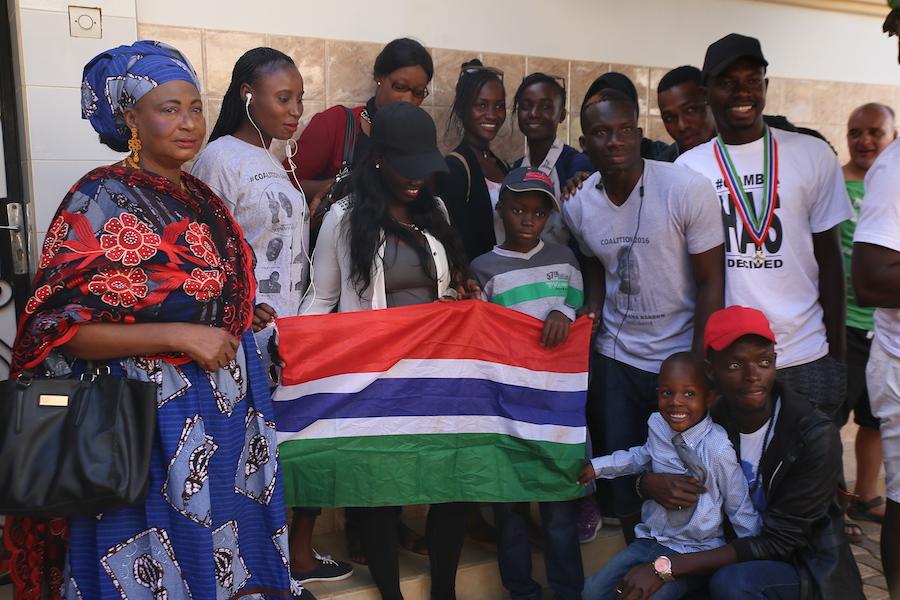 Elezioni in Gambia/11. Yahya Jammeh capitola: fine della dittatura in Gambia