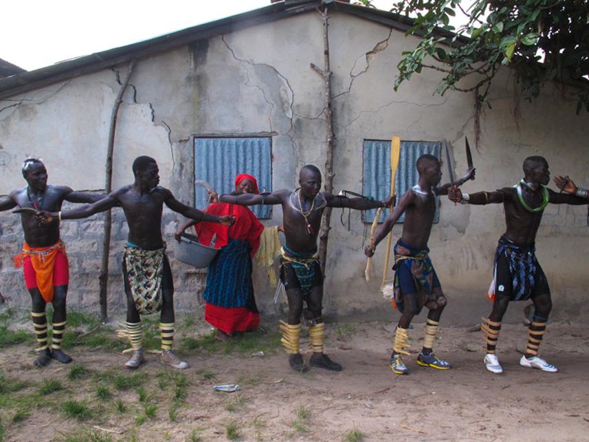 Un anno di Africalive: i suoni