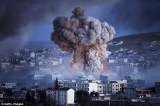 US forces unleash devastating firepower on ISIS terrorists