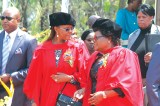 It's  safe to say Mugabe's  wife has lost it
