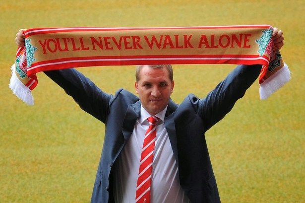 Brendan Rodger - Liverpool Manager