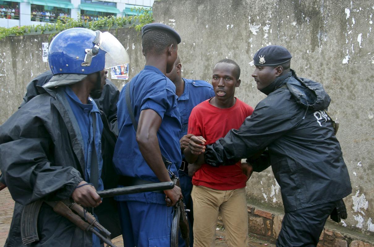 news about Burundi
