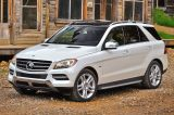 2015 Mercedes-Benz M Class more dynamic and fun to drive
