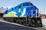 $60 Billion Industry Gets New Eco-Friendly Locomotives