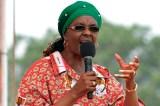 First Lady Grace Mugabe ditches Moyo and Kasukuwere