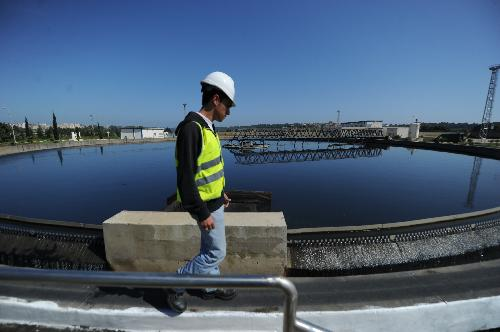 Looking to the future: water project aims to ensure long-term sustainability