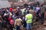 Mosque collapse, amid heavy rains killing 9