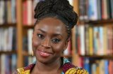 Chimamanda Ngozi Adichie awarded with and honorary degree by the Johns Hopkins University in Maryland, United States