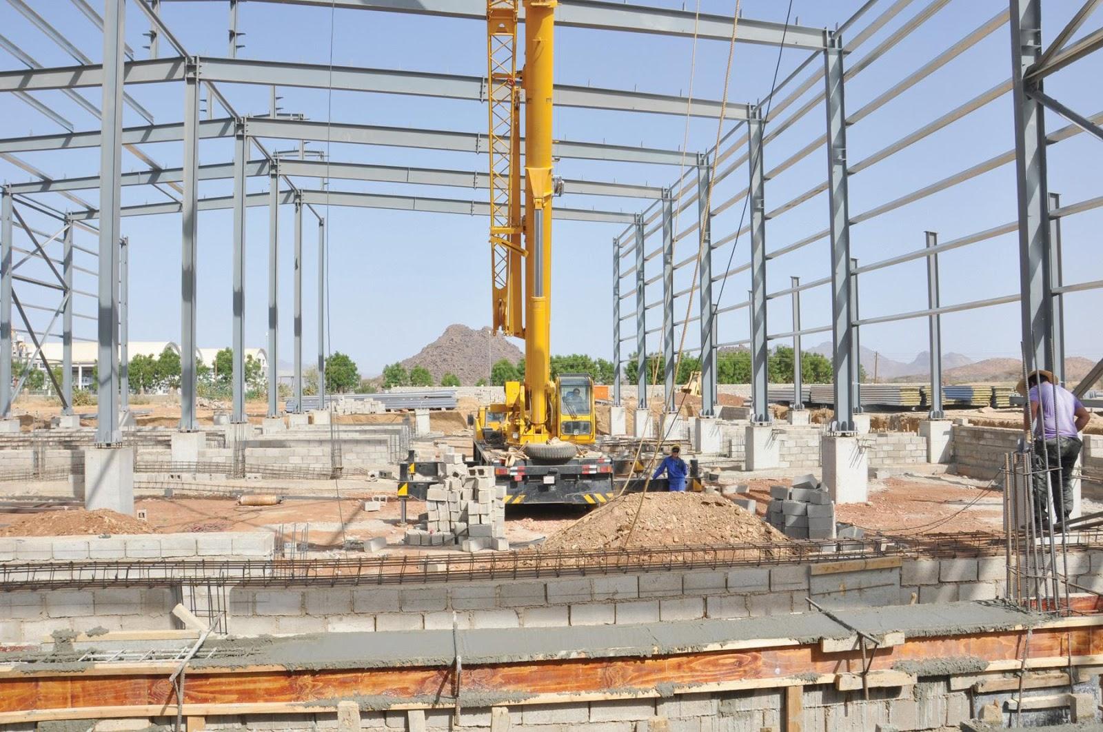 Construction of Cold Storage - Eritrea