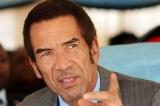 "Botswana's President Ian Khama Tells SADC Leaders To ""Walk The Talk"""