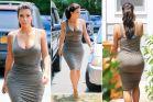 Kim Kardashian poses nude (again)