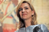 Princess Cristina of Spain stripped of title