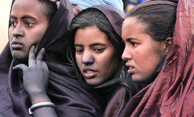Tuareg tribe