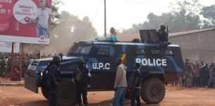 Democratic Republic of Congo militia decapitates 40 police officers in ambush