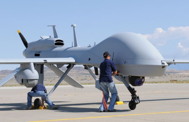 Drones Military Airforce