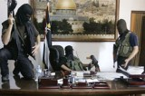 ISIL has threatened to topple Hamas who control Gaza