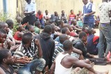 Border Police Collect Over 200 Citizens From DRC for Illegal Stay