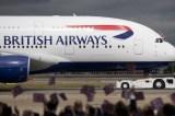 British Airways Suspends Flights to Entebbe