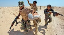 Egyptian police kill 7 suspected Islamic State militants in shootout