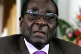 President Robert Mugabe has hinted that he would prefer rand as currency