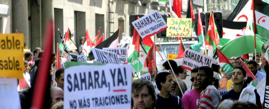 March for peace in Western Sahara Saturday in Seville: no to Moroccan occupation