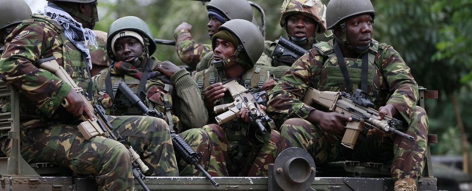 Out-of-Control Soldiers Beat Up 37 Students in Zimbabwe
