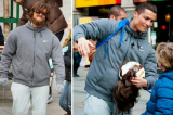 Video: Cristiano Ronaldo Dresses Up As A Homeless Man, Gets Ignored Until…