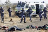 Marikana Massacre Police Were Not in Danger, Report