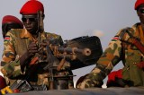 South Sudan government buying arms with oil money while millions face starvation: confidential UN report