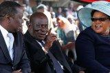 Robert Mugabe Is a Living Spirit Says Ex-Vice President Joice Mujuru