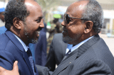Somali President Meets With His Djibouti Counterpart