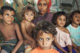 96,000 children are starving and close to death in the port city of al-Hodeidah in Yemen