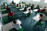 A Star Egyptian Student Faints After She Is Given Straight ZEROS In All Her 7 Exams: Corruption