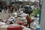 Iran Criticizes Saudi Arabia Over The Killing Of 717 People In A Stampede Near The Holy City Of Mecca