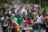 Burundi's opposition leader Patrice Gahungu shot dead in Bujumbura