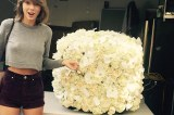 Kanye West Sends Taylor Swift Flowers: #KanTay2020 #BFFs