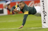 Rugby World Cup: South Africa  Embarrasses USA 64-0: Byran Habana Sets A Record
