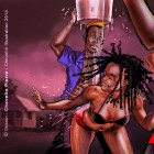 Kendy Joseph's Artwork: A Story In Pictures: The Festival