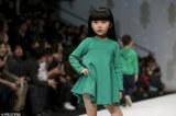 Children Take To The Runway At China Fashion Week