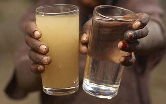 Dirty Water Keeps Harare Residents
