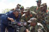 Gen. Dallaire Visits Rwandan Peacekeepers in South Sudan